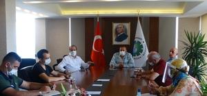 Trabzon Arsin OSB'de KOBİGEL-KOBİ Gelişim Destek Programı Bilgilendirme Toplantısı