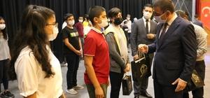 Siirt'te başarılı öğrenciler ödüllendirildi