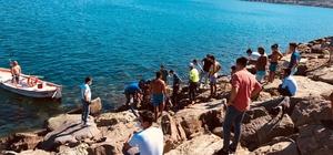 Sinop'ta denize düşen bir kişi boğuldu