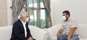 Bakan Yardımcısı Ersoy, Mardin'de incelemelerde bulundu