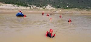 AKUT 6 ekibi ve 50 gönüllüsüyle Giresun'da yaşanan sel sonrası kayıpları arıyor
