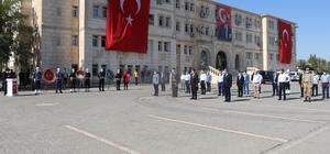 Midyat'ta 30 Ağustos Zafer Bayramı kutlamaları