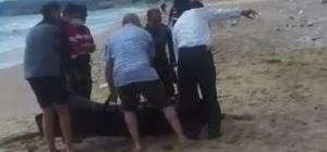 Kırklareli'de denize giren 2 kişi boğuldu