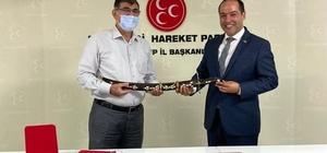 MHP Gaziantep'te ilk aşama tamam