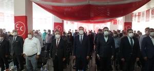 Karaman'da MHP ilçe kongreleri tamamlandı