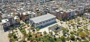 Büyükşehir'den spor altyapısına büyük yatırım Kentin her köşesi spor salonlarıyla donatılıyor