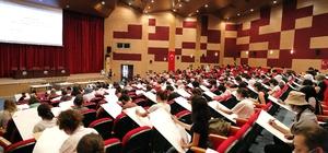 Özel yetenek sınavına, öğrenci adaylarından yoğun ilgi
