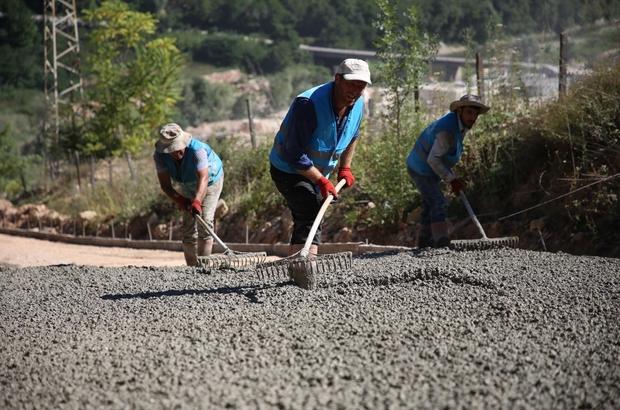 Fatsa tarihinin en büyük beton yol ihalesi yapıldı