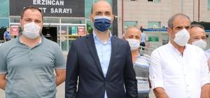 AK Parti Merkez İlçe Başkanı Bulut, mazbatasını aldı