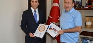 ATSO Ardahan'ın ürünlerini tescilliyor