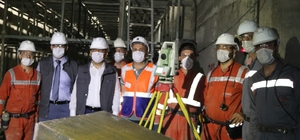 Siirt'te yılda 1 milyon 250 bin ton bakır, işlenerek ekonomiye kazandırılıyor