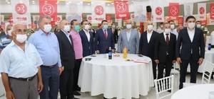 """MHP Adana'da dört ilçede kongreleri tamamladı Avcı: """"Devlet Bahçeli'nin mücadelesi 83 milyonun mücadelesidir"""""""