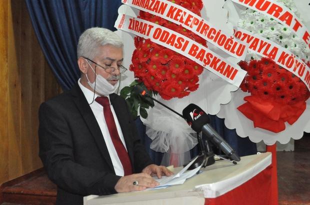 AK Parti Sungurlu İlçe kongresi yapıldı