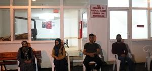 """Türkiye'nin gündemine oturan olayın yaşandığı ilçedeki işçiler konuştu 10 senedir bölgeye gidip gelen fındık işçileri, Kürt kökenli işçilere saldırı iddialarını yalanladılar Mevsimlik tarım işçisi Seyfettin Bağlayan: """"Biz hepimiz biriz, Türkiye Cumhuriyeti vatandaşıyız"""" Fındık işçisi Nazım Bağlayan: """"Biz burada memnunuz, aramızda yabancılık olmadı"""""""