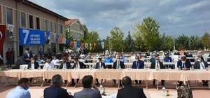 AK Parti Boğazkale İlçe Başkanı Sülün güven tazeledi