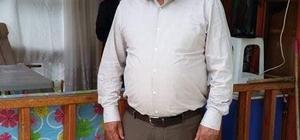 Korona virüse yenik düşen Yasin Öztekin'in babası son yolculuğuna uğurlandı