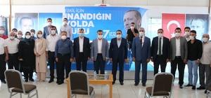 """Başkan Altınsoy: """"İnandığımız yolda durmak yok"""""""