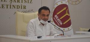 Bilecik Belediye Meclisi eylül ayı toplantısı yapıldı