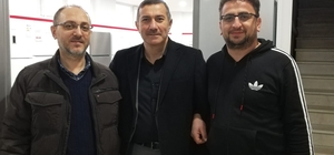 AK Parti Türkeli İlçe Başkanı Turan Yıldırım oldu