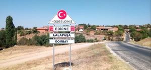 Edirne'de köylülerin susuzluk çilesi