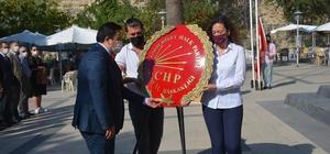 CHP Sinop'ta 97. yılını kutladı
