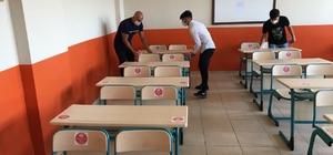 Ağrı'da 'Okulum Temizlik Belgesi'ni hak eden ilk okullar belirlendi