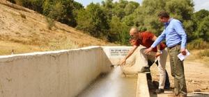 Susuz köylere müjdeli haber