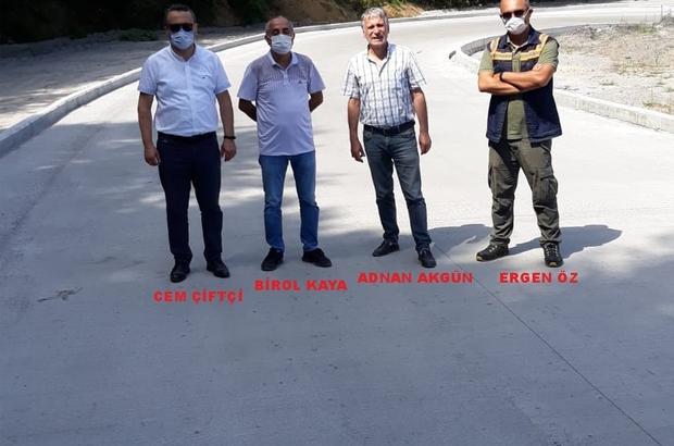 Başkan Akgün'den  Eren Enerji'ye teşekkür