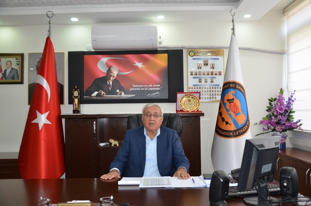 Tarsus'ta esnafa 63 milyon TL kredi