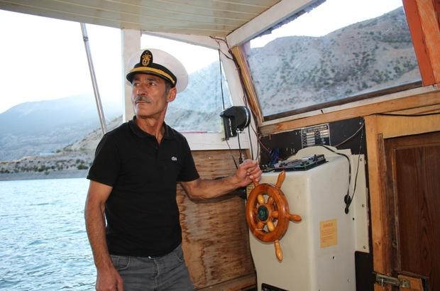 Tortum Gölünün Obama  Kaptanı