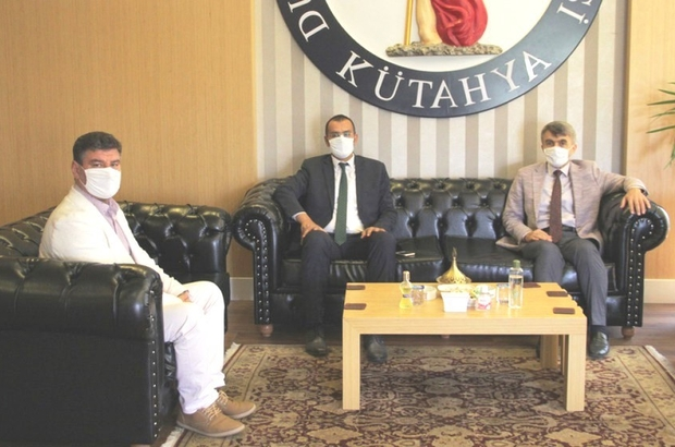 Başsavcısı Kocaman'dan Rektör Uysal'a ziyaret