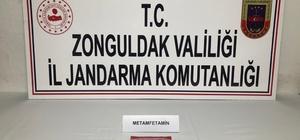 Zonguldak'ta uyuşturucu operasyonu; 1 gözaltı