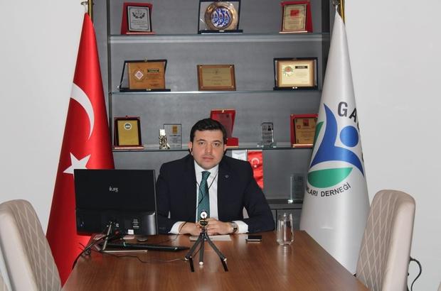 """Koçer: """"Gaziantep üretim kapasitemizle tüm ülkeye yetebileceğimizi gösterdi"""""""