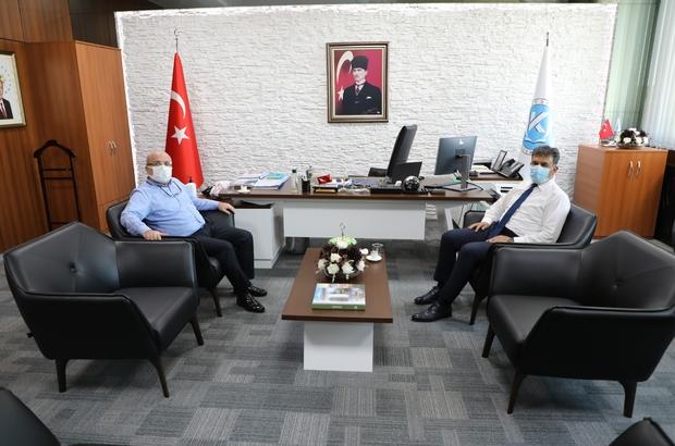 Kayseri Üniversitesi ile Gençlik ve Spor İl Müdürlüğü, Gençlik Faaliyetlerine Yönelik İşbirliğine Gidiyor