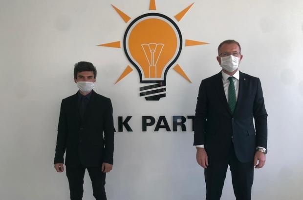 Çavdarhisar AK Parti İlçe Başkanı adayı Yaşar Rıdvan Kocaman