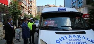 Giresun'da Covid-19 tedbirlerine uymayanlara ceza yağdı