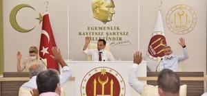 Bilecik Belediye Meclisi eylül ayı ikinci birleşimi yapıldı