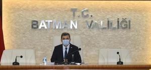 Batman'da korona virüs vaka sayılarında düşüş yaşandı