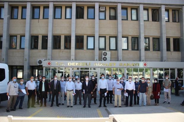 Denizli'de STK'lar Erol Mütercimler hakkında suç duyurusunda bulundu