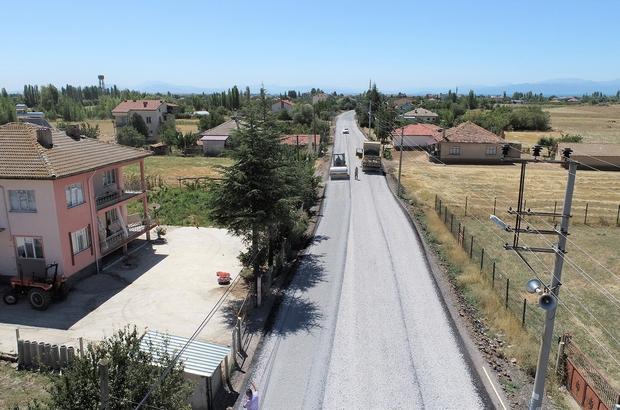 Konya'da mahalle yollarında kalite yükseliyor