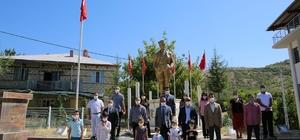 Tunceli'de şehit edilen 6 öğretmen unutulmadı