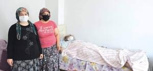 Başkan Şahiner'den KOAH hastası Dursune teyzeye yardım eli