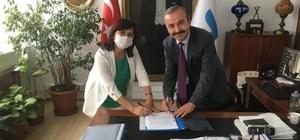 Milli Eğitim toplum yararına program başvuruları için imzalar atıldı