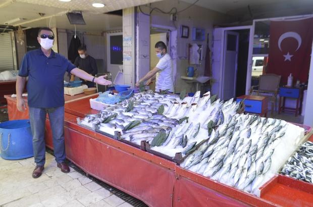 Tavşanlı'da balık satış sezonu ve fiyatlar