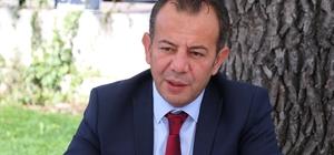 """Bolu Belediye Başkanı Özcan: """"Benim ağzımdan 'Bırakın ölsünler"""" lafı çıkmadı """"Benim de antikor testim pozitif çıktı"""""""