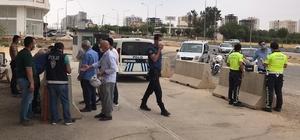 Kahta'da maske takmayan vatandaşlara ceza kesildi