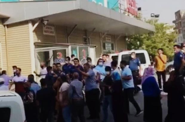 Hasta koronadan hayatını kaybetti, yakınları hastaneyi bastı 4 polis yaralandı 5 kişi gözaltına alındı