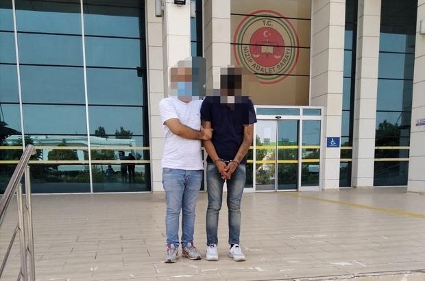 19 suç kaydı bulunan şahıs tutuklandı