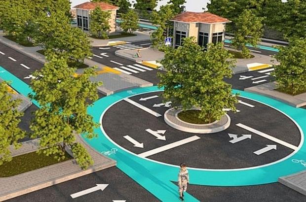 Şahinbey Belediyesinden çocuklara özel  iki yeni trafik parkı