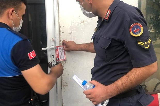 Manisa'da 5 içkili restoran 7 günlük süreyle kapatıldı Manisa'nın Salihli ilçesinde beş içkili restoran mühürlendi